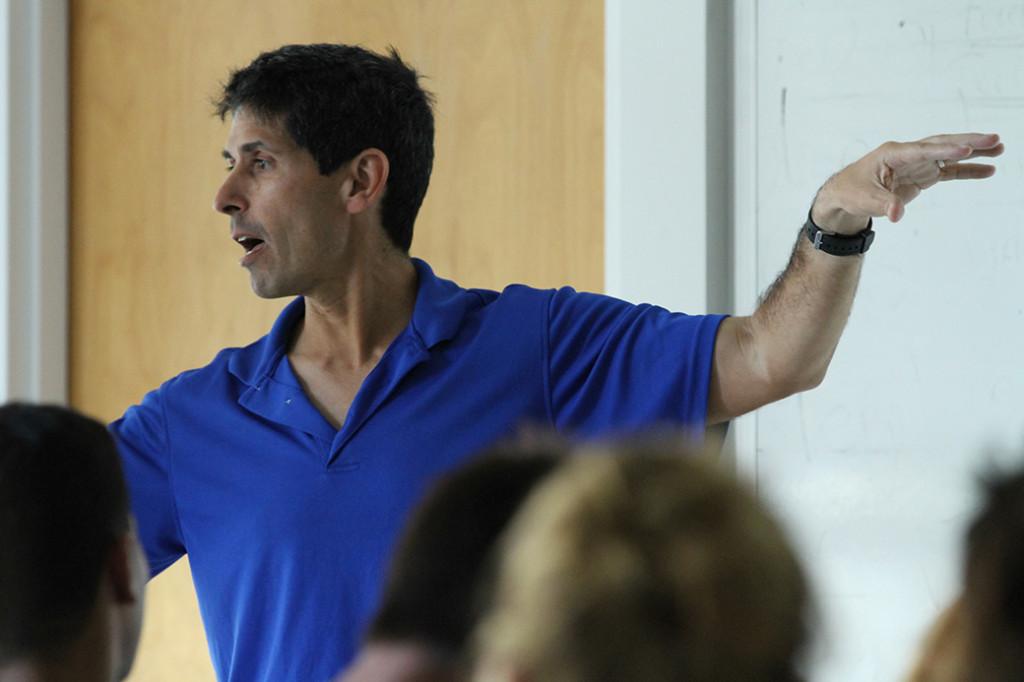 Teaching at San Francisco State University