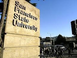 SFSU Sign