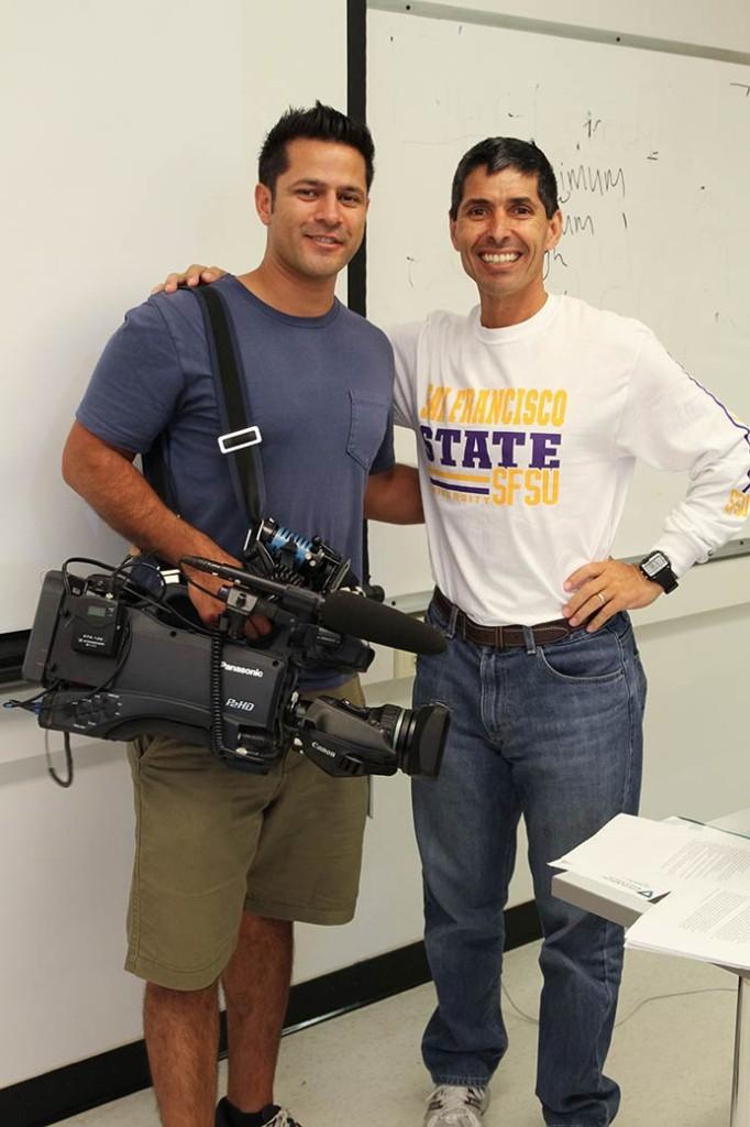 NBC Bay Area News Reporter Felipe Escamilla