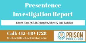 Presentence Investigation